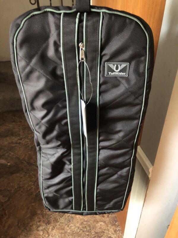 NWT Tuffrider classic Bridle bag - black