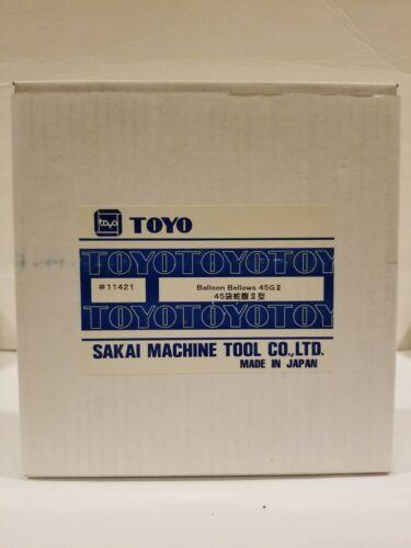 TOYO (TOYO-VIEW) 4 x 5 BALLOON BELLOWS for 45 G/C (# 11421)
