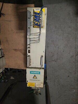 Siemens Simodrive 611 Control Unit For Bridgeport Cnc Vmc Machining Center