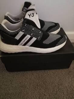 Adidas Y3 Pure Boost ZG Knit Core Black US9