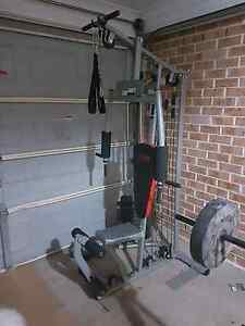 Gym set  complete Glenmore Park Penrith Area Preview
