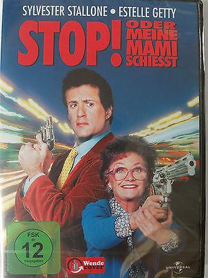 Stop! Oder meine Mami schießt - Sylvester Stallone als Cop, seine Mama aber auch