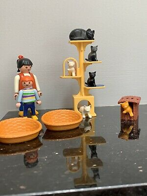 Playmobil Cat Tree  Set