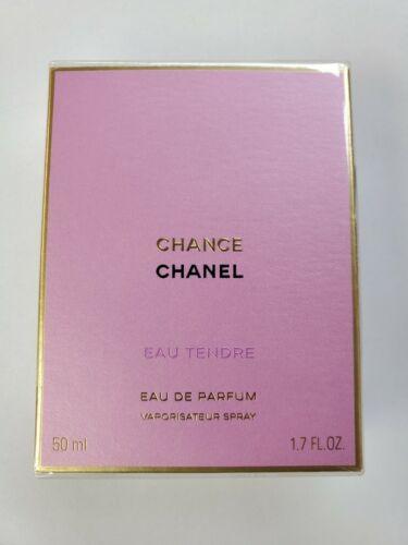 Chanel Chance Eau Tendre Eau de Parfum Spray 17 oz 50 ml New in Box Sealed