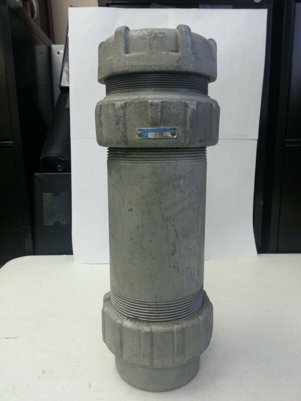 "CROUSE HINDS XJ88 3"" CONDUIT EXPANSION JOINT"