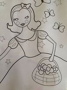 Personalised Colouring-in Pages Maitland Maitland Area Preview