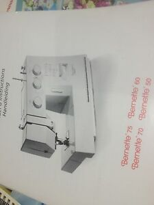 Bernette machine manual Malaga Swan Area Preview