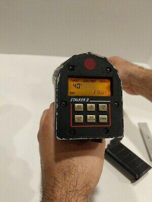 Stalker 2 Ii Sdr Ka Band Police Radar Gun With Police Speed Batteries Charger