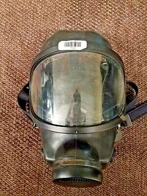 Msa Silicone Full Face Respiratormask 491944 Size Unknown