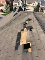 Roof repair call Russell 4168375289 high wind special