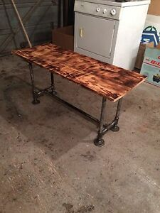 Rustic Coffee Table/Bench