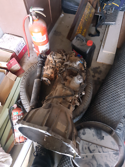 80 series landcruiser gearbox and transfer case