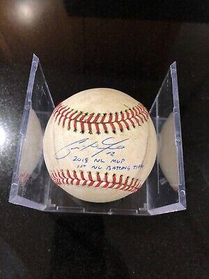 Balls Baseball-mlb U/v Cube & Jsa Coa Marlins Twins Ny Mets Save 50-70% Luis Castillo Signed Oml Selig Ball