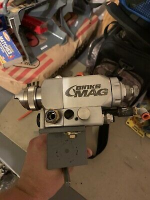 Binks Mag Hvlp Spray Gunhead