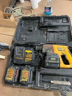 Dewalt Dc223 24v Sds Hammer