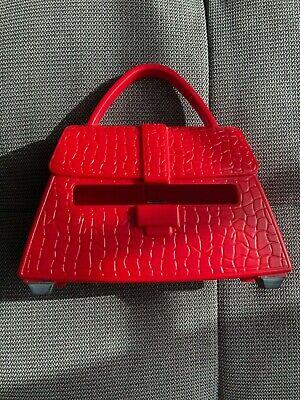 Post-it Pop Up Red Note Dispenser Pursebaghandbag Stationary