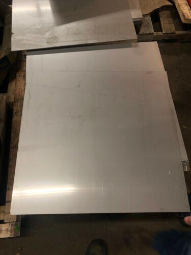 """11 Ga Stainless Steel Sheet Metal 21"""" x 22"""""""