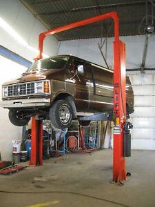 Reliable mechanic