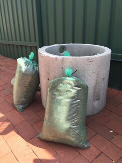 Chicken manure (3 X 36L bags) Mount Lawley Stirling Area Preview