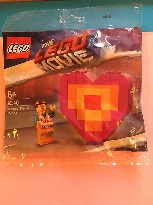 LEGO MOVIE 2 POLYBAG 30340 EMMET'S PIECE OFFERING MINI - Lego Offer
