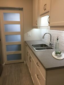 Daily or weekly - fully equipped one bedroom, one bathroom apt