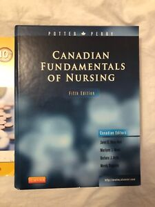Canadian Fundamentals of Nursing 5th edition