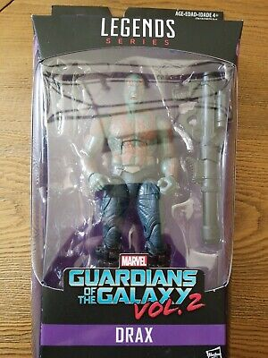 2017 Marvel Legends - Guardians of the Galaxy Volume 2 - Drax (NO BAF)