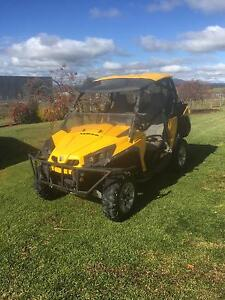 Can Am commander 800 Blayney Blayney Area Preview