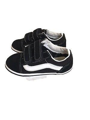infant vans size 6