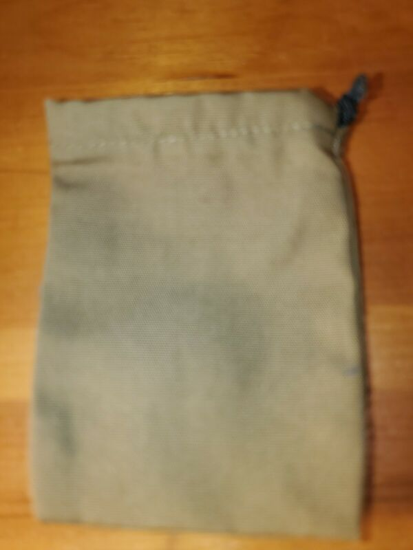"""Cloth Equipment Sinch Top Bag Accessory for 12"""" Action Figure 1:6 Scale"""