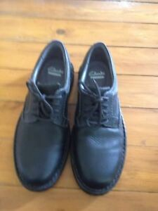 MENS Clarks shoes size 8 BRAND NEW