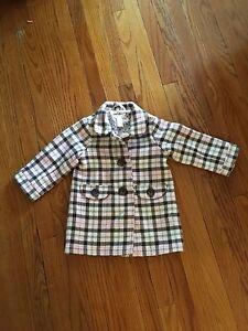 H&M Girl's Coat - size 12-18m London Ontario image 1