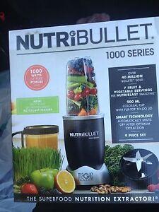 New NutriBullet pro 1000w Maddington Gosnells Area Preview
