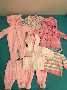 Size 0000 winter clothes bundle Hillbank Playford Area Preview