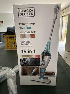 Black and Decker Steam Mop (accessories only)