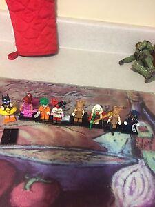 BATMAN  LEGO MINI  FIGURES