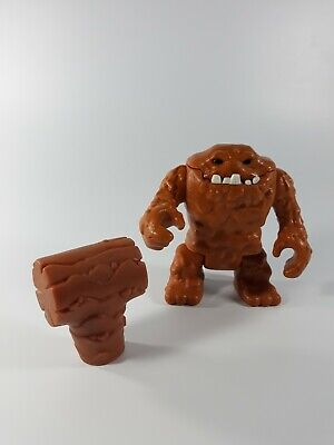 FISHER-PRICE IMAGINEXT DC CLAYFACE FIGURE SUPER FRIENDS BATMAN VILLAIN COMICS