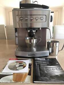 Coffee Machine - Sunbeam Espresso - Cafe Series - Boxed - Good Co Mount Barker Mount Barker Area Preview