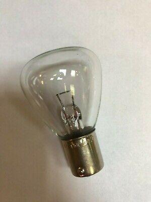 Glühlampe 6V 15W Ba15s  klar - das Original Leuchtmittel für Ihre Lampette gebraucht kaufen  Hamburg