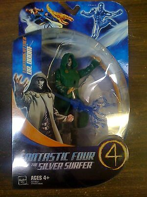 Marvel Fantastic Four Rise Of The Silver Surfer Dr. Doom Figure NEW FREE SHIP