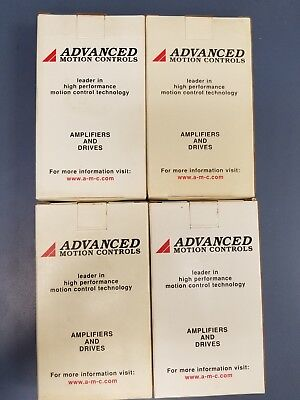 Advanced Motion Controls Brushless Servo Amplifier Be12a6b-mc1
