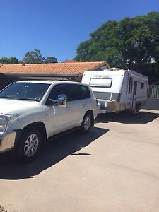 Caravan and Tow vehicle Geebung Brisbane North East Preview