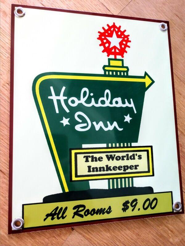 Holiday Inn nostalgia Sign