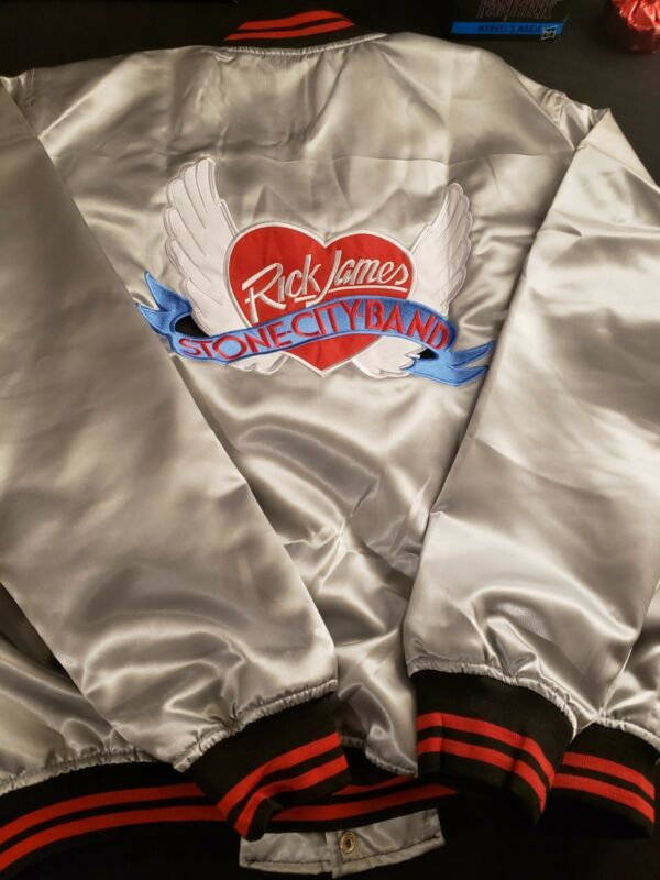 Rick James Vintage Tour Jacket