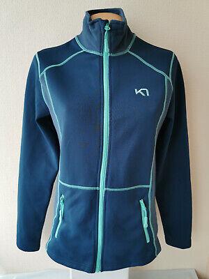 KARI TRAA Women's Fleece Outdoor Jacket size S