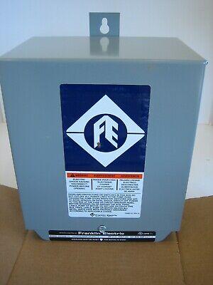 Franklin Electric 1 12 Hp 230 Volt Submersible Pump Control Box 1.5 Hp