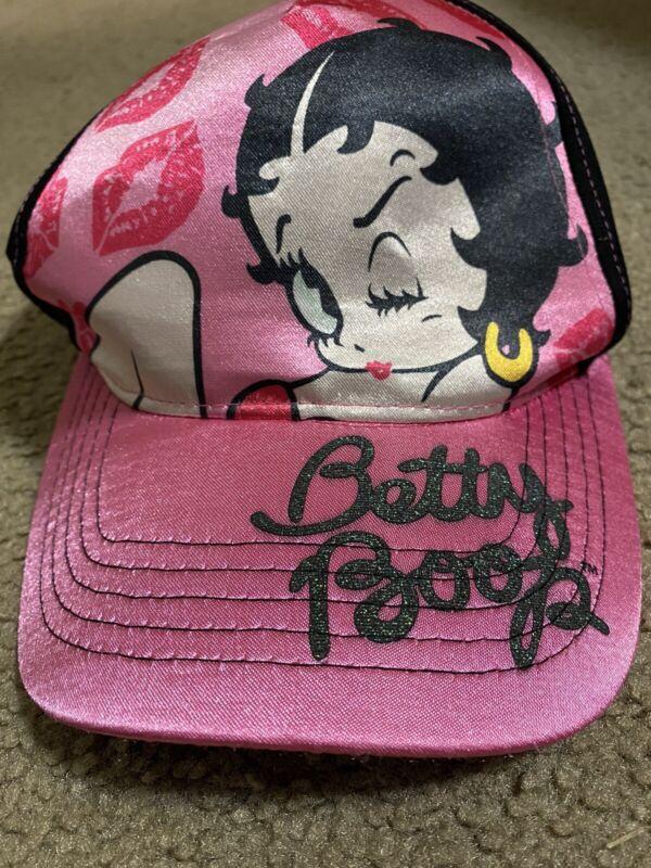 Classic Betty Boop Hat