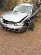 2005 BA Ford Fairmont mkii wreck Port Wakefield Wakefield Area Preview