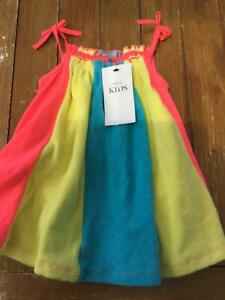 Towelling Beach Dress from M&S UK aged 6-9 months, BNWT