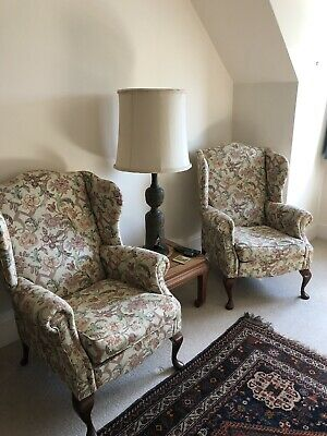 Pair Of Matching Parker Knoll Chair/Chairs
